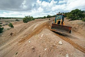 Buckman motocross track nears opening, to delight of riders