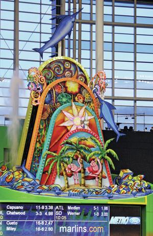 Marlins Park proves a challenge for home run hitters