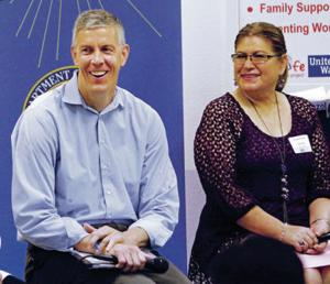 Duncan visits New Mexico to promote early education