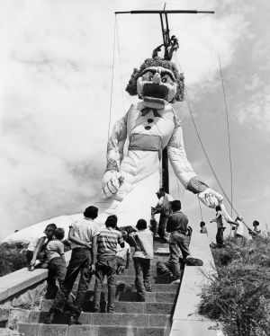 Zozobra 1959