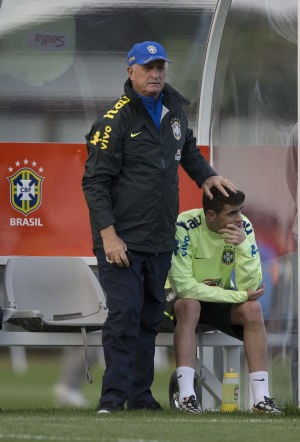 Without Neymar, attack not the focus for Brazil
