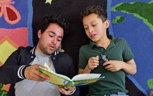 Literacy program touts student improvement as it, too, looks to grow