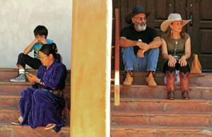 Indian Market draws thousands for award-winning artwork and bargains alike