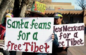 New Mexico proclaims 'Tibet Day'