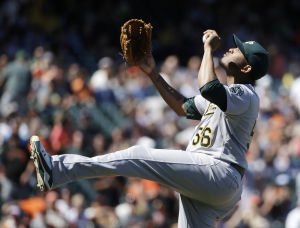 A's, Giants give Bay Area high hopes for playoffs