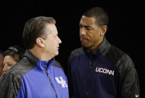UConn and Kentucky for national title
