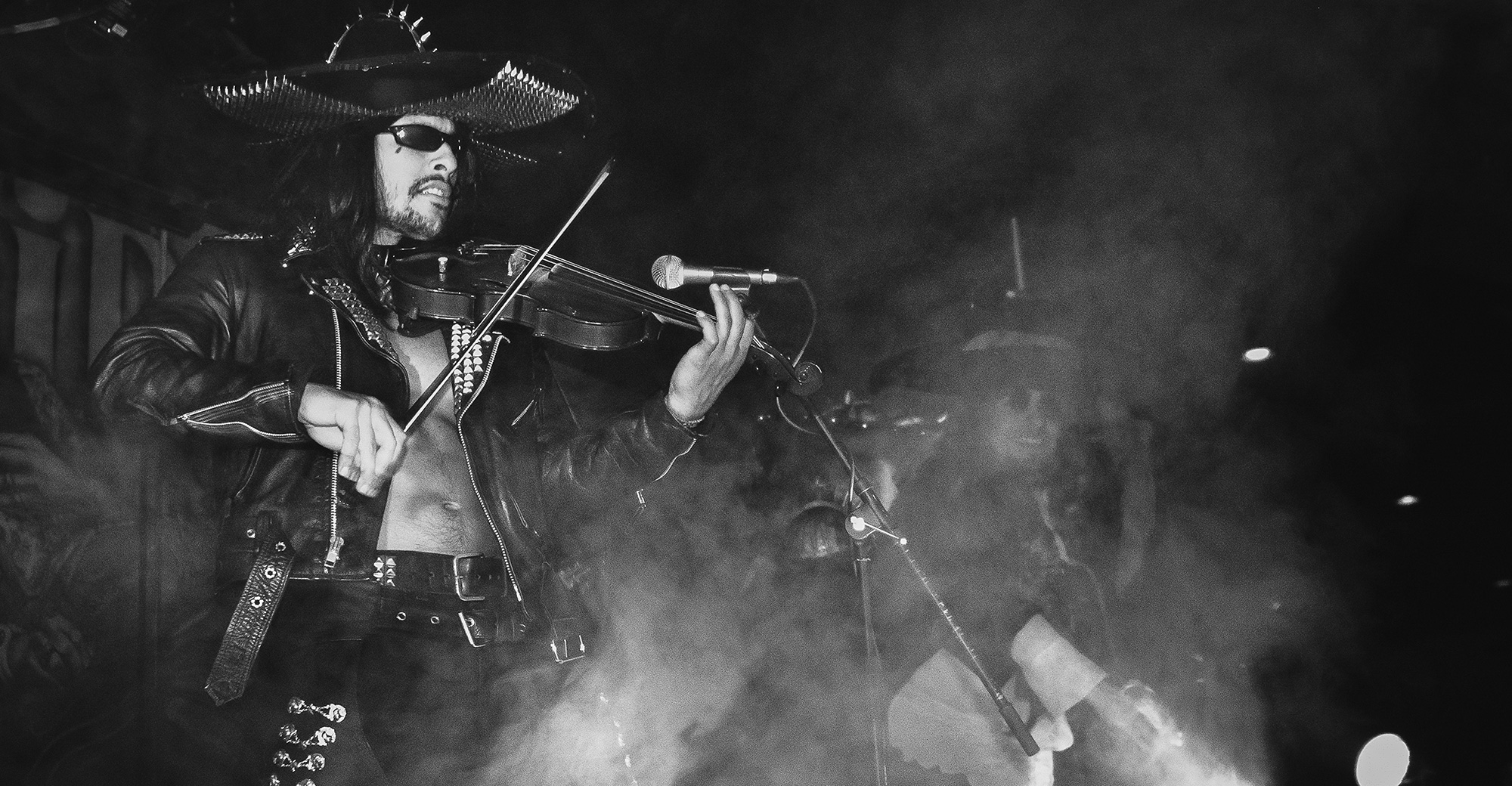 Metalachi performs at Santa Fe Sol