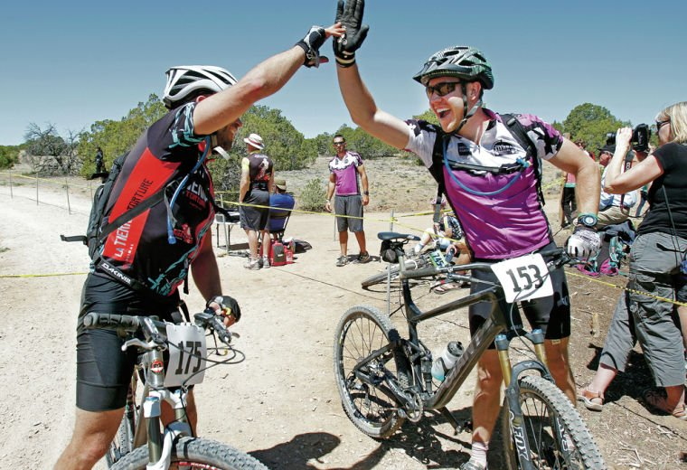 La Tierra Torture racers say mountain biking is all about the pain
