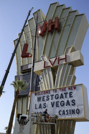 2 hotels get overhauls in sign of Sin City upswing