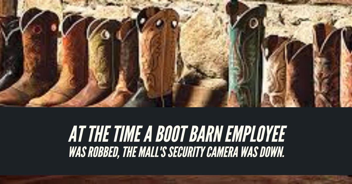 boot barn employee robbed of 22k at gunpoint in parking