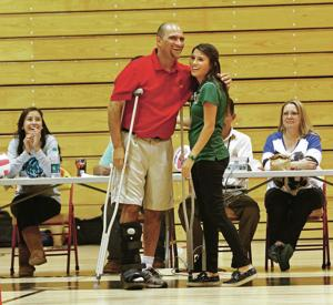 West Las Vegas volleyball coach leaves after 1 year