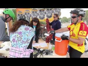 Video: Opening day of Outside Bike & Brew Festival