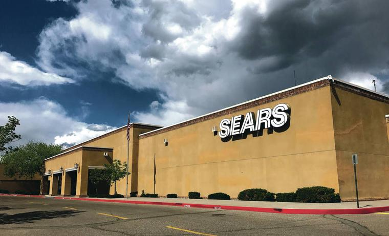 sears to close santa fe place mall location the santa fe. Black Bedroom Furniture Sets. Home Design Ideas
