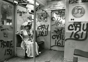 Bill Cunningham's 'Facade' photos at NYC museum