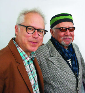 Bill Frisell and Charles Lloyd