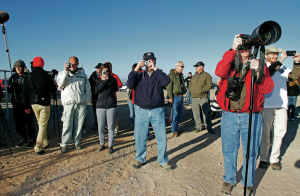 Great expectations: Sierra County residents have a lot riding on Spaceport America