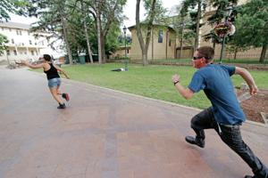 Push to clean up park raises tricky questions about public spaces, people in them
