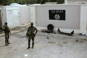 Nigerian army noticeably absent in town taken from Boko Haram
