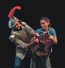 <p>From Irma Mayorga's play <em>Cascarones</em></p>