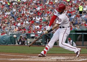 Zimmerman's HR off Miller in 10th leads Nats past Yanks 8-6