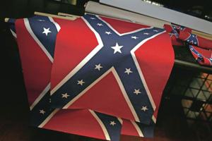 Once politically sacrosanct, display of Confederate flag under fire