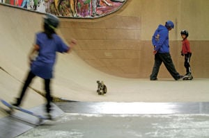 Skate School, indoor park offers fun, peace of mind