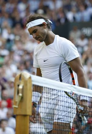 For 4th year in row, Rafael Nadal loses early at Wimbledon