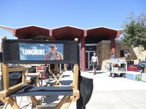 Longmire shoot