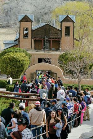 Concert to raise funds for security system at El Santuario de Chimayo