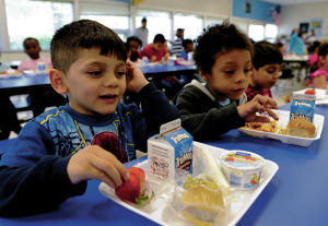Schools want changes to healthier lunch rules