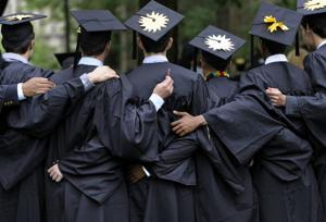 Job market for college grads better but still weak