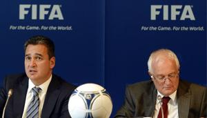 FIFA under fire after report on Qatar, Russia