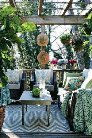 The evolving outdoor kitchen