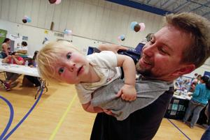 City's first fest for babies draws crowd of families, dozens of nonprofits