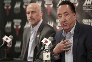 Chicago Bulls fire coach Tom Thibodeau, cite lack of trust