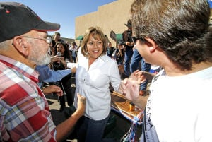 Democratic Northern New Mexico will be tough battleground for Martinez opponent