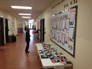 Santa Fe Christian Academy holds Mustang raffle to raise funds for move