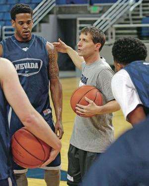 Eric Musselman on frenetic pace since taking over at Nevada