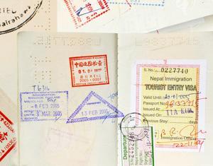 Tourist entry visa