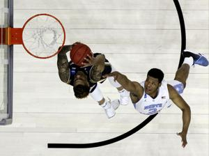 NCAA title on cable for 1st time; ratings depend on matchups