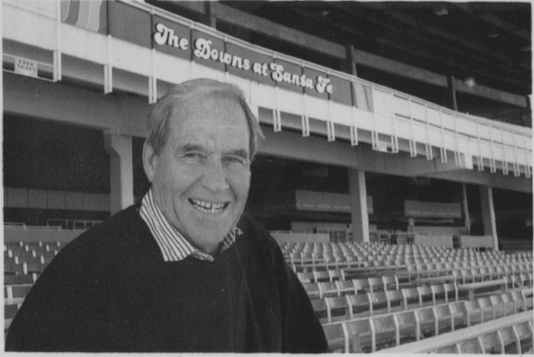 Ken Newton, 1929-2015: Former Downs at Santa Fe owner found 30-year career in horse racing