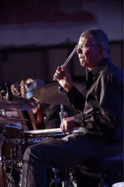<p>Jack DeJohnette; photo Chris Griffith</p>