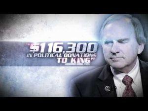 <p>It had been more than a week since the Republican Governors Association had blasted Democratic gubernatorial nominee Gary King on the TV. But the RGA is back this morning with an ad called