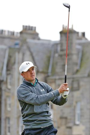 Spieth embraces the moment in historic British Open chase