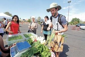 South Side Farmers Market kicks off with increased buying power for EBT cardholders