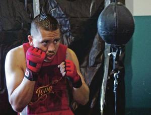 Buffalo Thunder fight card: Española man — late bloomer at age 28 — hopes to find ring success