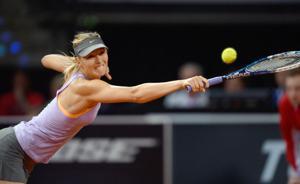 Sharapova beats Ivanovic in Stuttgart final
