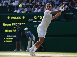 Youth got served: Federer-Djokovic Wimbledon final