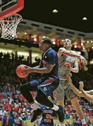 Harris, Fresno State prove too much for limp Lobos