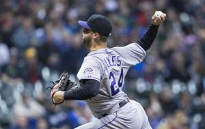National League: Lyles pitches Rockies to another win over Brewers